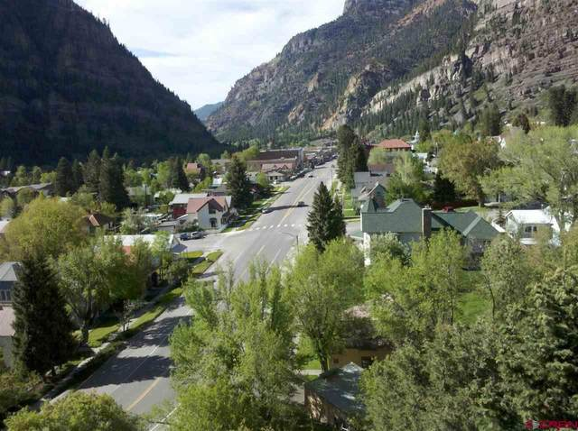 Lot B 2nd Avenue, Ouray, CO 81427 (MLS #785226) :: Dawn Howe Group | Keller Williams Colorado West Realty