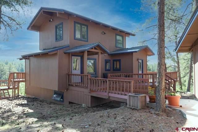 3952 Cr 228, Durango, CO 81301 (MLS #785249) :: Dawn Howe Group | Keller Williams Colorado West Realty