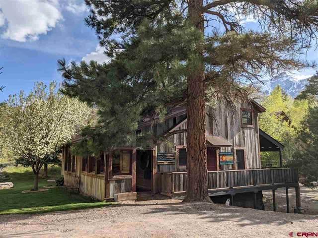 200 De Ja View Drive, Ouray, CO 81427 (MLS #785308) :: Dawn Howe Group | Keller Williams Colorado West Realty