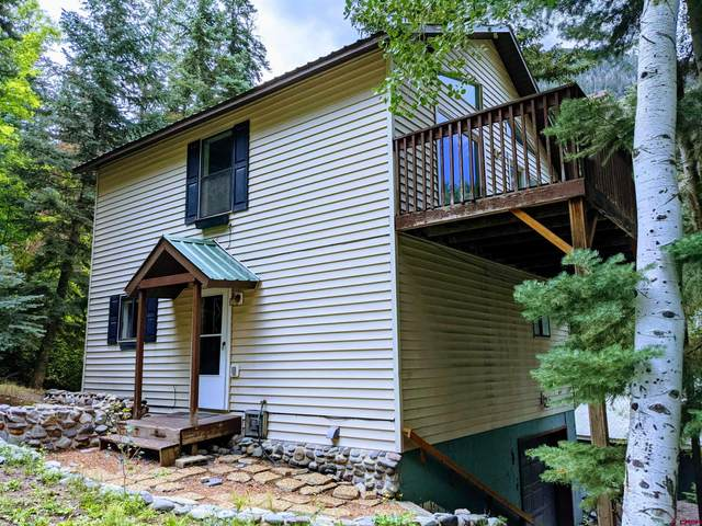 1900 Elkhorn Drive, Ouray, CO 81427 (MLS #785355) :: Dawn Howe Group | Keller Williams Colorado West Realty