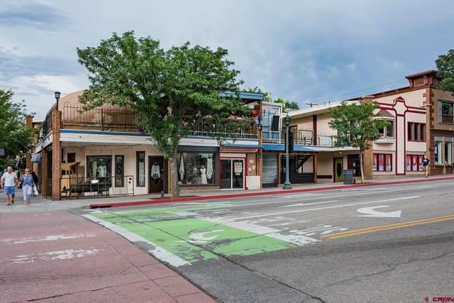 600 Main Avenue, Durango, CO 81301 (MLS #785361) :: Dawn Howe Group | Keller Williams Colorado West Realty