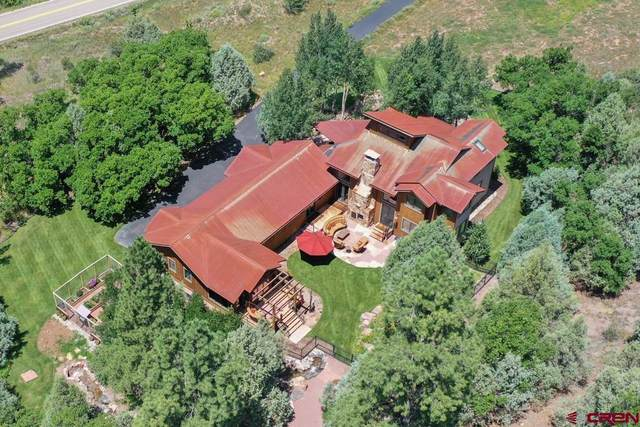 7532 Cr 250, Durango, CO 81301 (MLS #785362) :: Dawn Howe Group | Keller Williams Colorado West Realty
