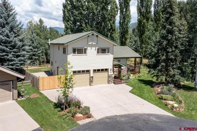 44 Stevens Creek Circle, Durango, CO 81301 (MLS #785376) :: Dawn Howe Group | Keller Williams Colorado West Realty