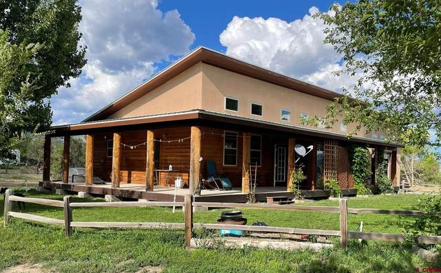 12695 Hwy 151, Ignacio, CO 81137 (MLS #785397) :: Dawn Howe Group | Keller Williams Colorado West Realty