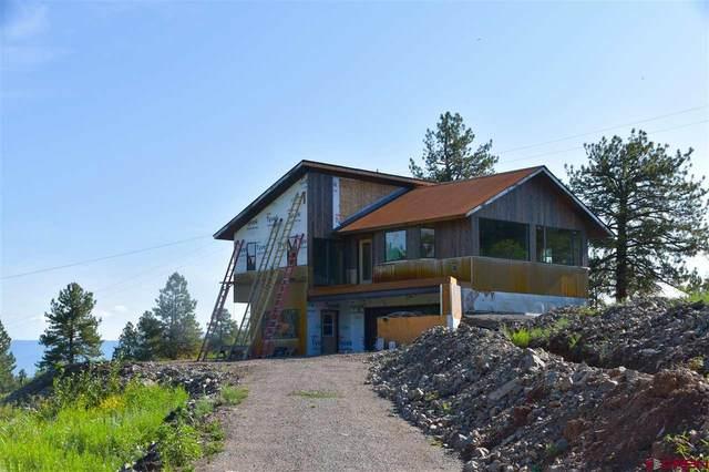 112 Spruce Lane, Ridgway, CO 81432 (MLS #785400) :: Dawn Howe Group | Keller Williams Colorado West Realty