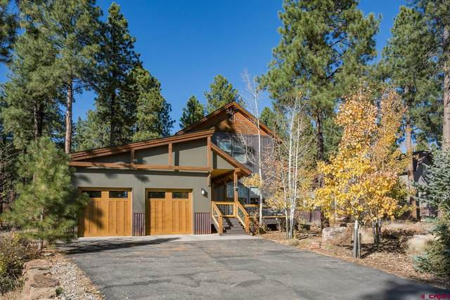 52 Edgemont Highlands, Durango, CO 81301 (MLS #785415) :: Durango Mountain Realty