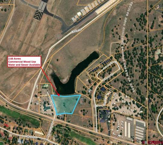 TBD Lot 1 Backswing Court, Pagosa Springs, CO 81147 (MLS #785424) :: The Howe Group   Keller Williams Colorado West Realty