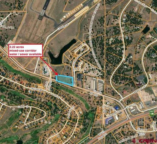 TBD Lot 3 County Road 600, Pagosa Springs, CO 81147 (MLS #785426) :: The Howe Group   Keller Williams Colorado West Realty