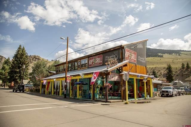 101 5th Street, Creede, CO 81130 (MLS #785430) :: The Howe Group | Keller Williams Colorado West Realty