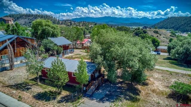 156 N 8th Street, Pagosa Springs, CO 81147 (MLS #785519) :: The Howe Group   Keller Williams Colorado West Realty