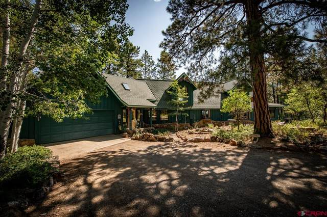 54 Square Top Circle, Pagosa Springs, CO 81147 (MLS #785537) :: The Howe Group | Keller Williams Colorado West Realty