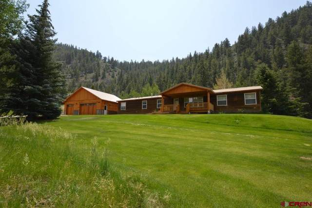 424 Rainbow Drive, Almont, CO 81210 (MLS #785557) :: The Howe Group | Keller Williams Colorado West Realty