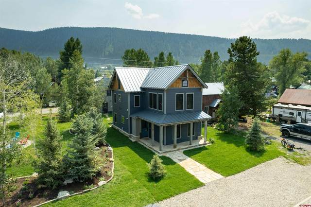 214 Gothic Avenue, Crested Butte, CO 81224 (MLS #785564) :: The Howe Group | Keller Williams Colorado West Realty