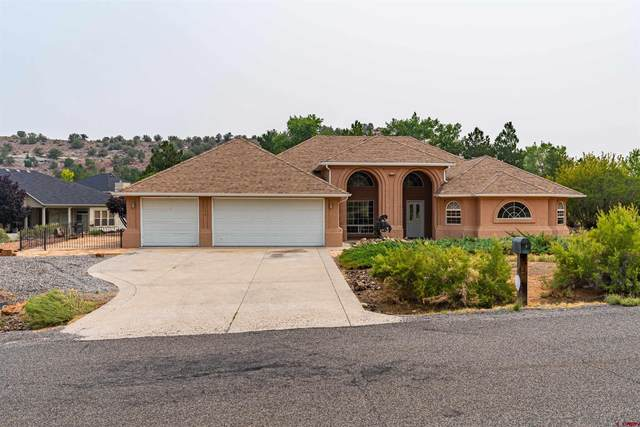 296 Dakota Drive, Grand Junction, CO 81507 (MLS #785565) :: The Howe Group   Keller Williams Colorado West Realty