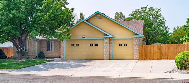 639 W Pagosa Drive, Grand Junction, CO 81506 (MLS #785581) :: The Howe Group | Keller Williams Colorado West Realty