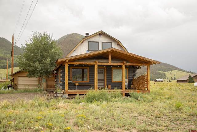 111 Forest Road 550F, Creede, CO 81130 (MLS #785709) :: The Howe Group | Keller Williams Colorado West Realty