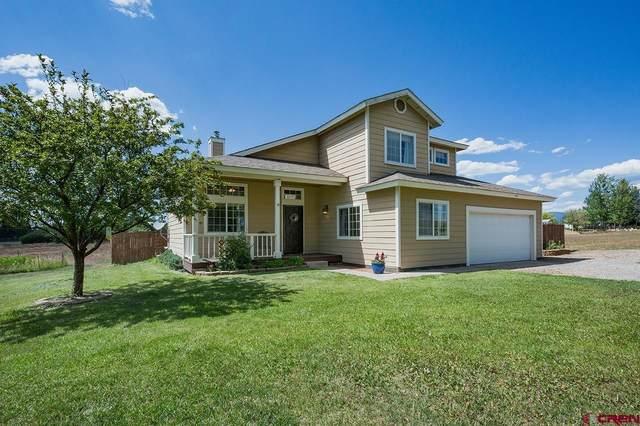 408 Mesa Heights Drive, Durango, CO 81301 (MLS #785777) :: The Howe Group | Keller Williams Colorado West Realty