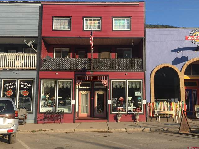 1145 Greene Street, Silverton, CO 81433 (MLS #785788) :: The Howe Group   Keller Williams Colorado West Realty
