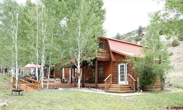 12604 Castle Rock Road, Del Norte, CO 81132 (MLS #785850) :: The Howe Group   Keller Williams Colorado West Realty