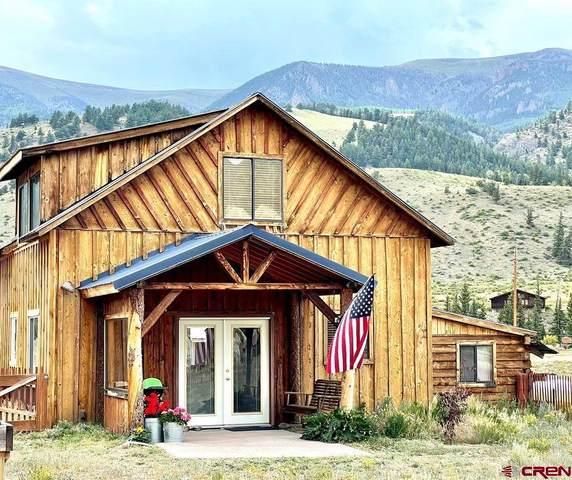 131 La Font Road, Creede, CO 81130 (MLS #785901) :: The Howe Group | Keller Williams Colorado West Realty