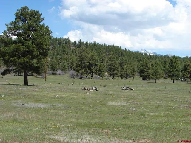 X Industrial Cir  Lot 60, Pagosa Springs, CO 81147 (MLS #785907) :: The Howe Group | Keller Williams Colorado West Realty