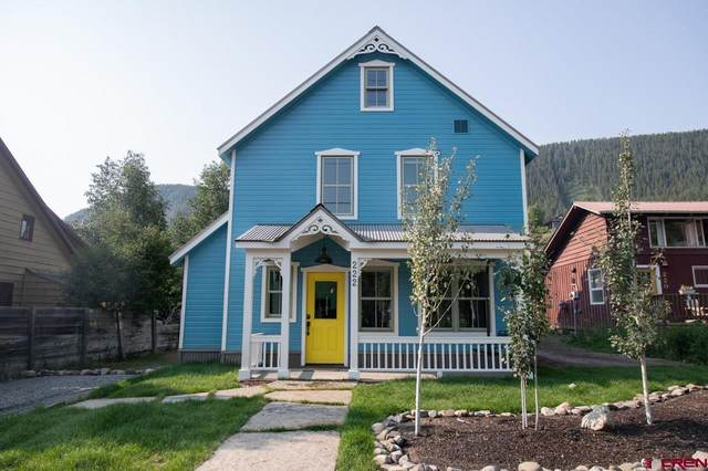 222 Whiterock Avenue, Crested Butte, CO 81224 (MLS #785959) :: The Howe Group | Keller Williams Colorado West Realty