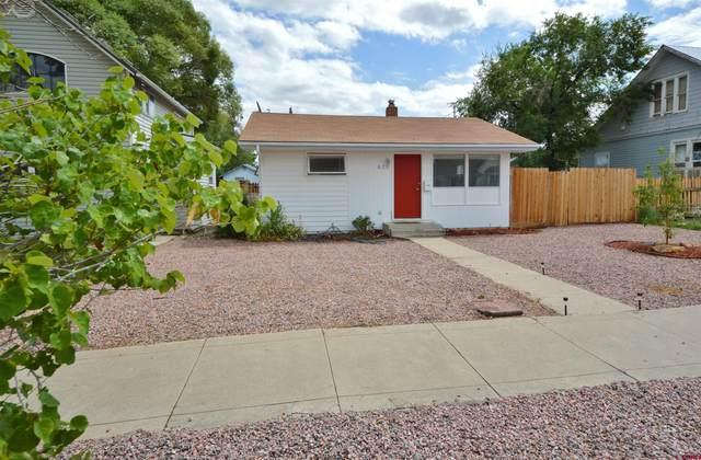 620 Dodge Street, Delta, CO 81416 (MLS #785977) :: The Howe Group | Keller Williams Colorado West Realty