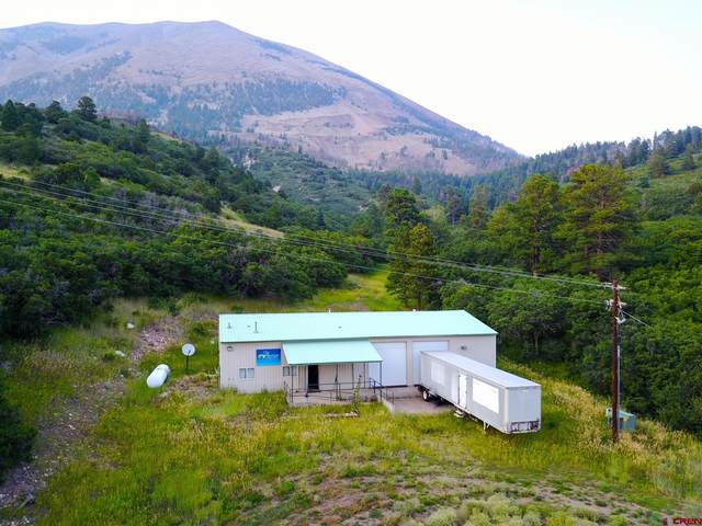 5101 Us Hwy 160 Highway, La Veta, CO 81055 (MLS #785978) :: The Howe Group   Keller Williams Colorado West Realty