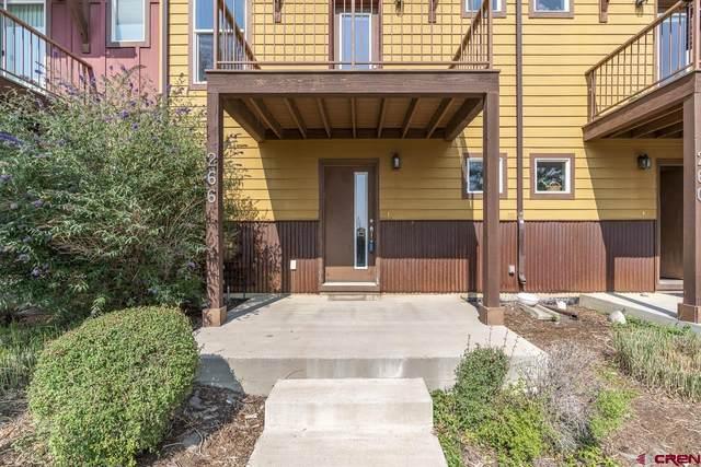 266 Buena Vida Avenue G, Durango, CO 81301 (MLS #786005) :: Durango Mountain Realty