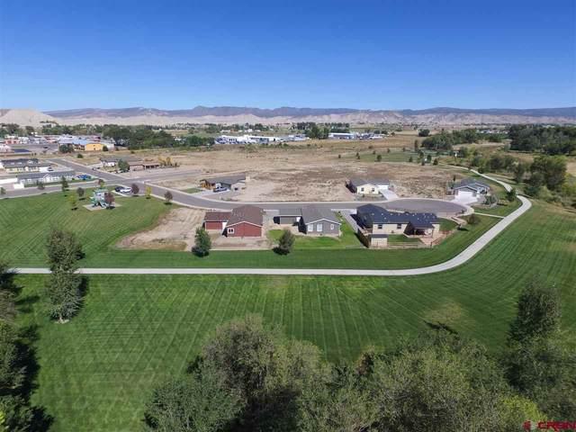 Lot 127 Castle Street, Montrose, CO 81401 (MLS #786011) :: The Howe Group | Keller Williams Colorado West Realty
