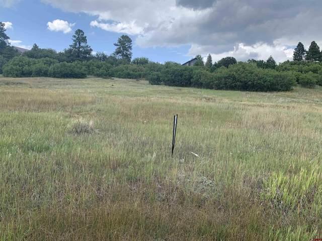 1390 Hills Circle, Pagosa Springs, CO 81147 (MLS #786064) :: The Howe Group | Keller Williams Colorado West Realty