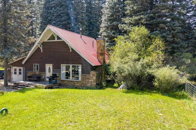 49 Tucker Lane, Vallecito Lake/Bayfield, CO 81122 (MLS #786070) :: The Howe Group | Keller Williams Colorado West Realty