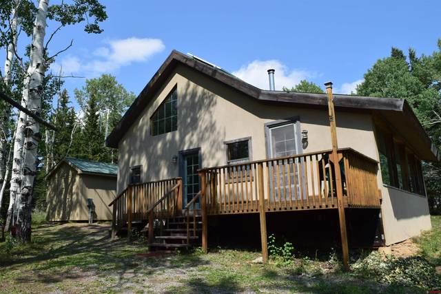 58469 Elk Drive, Montrose, CO 81403 (MLS #786073) :: The Howe Group   Keller Williams Colorado West Realty