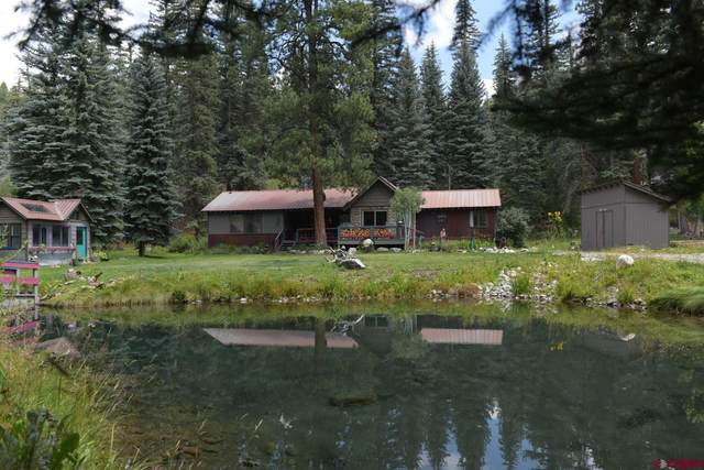 182 Tucker Dr, Vallecito Lake/Bayfield, CO 81122 (MLS #786086) :: The Howe Group | Keller Williams Colorado West Realty