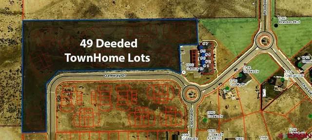 TBD  49lots Gateway Dr., Cortez, CO 81321 (MLS #786108) :: The Howe Group | Keller Williams Colorado West Realty