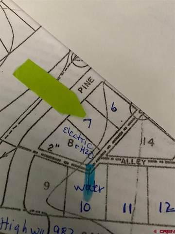 X7 Pine Drive, Arboles, CO 81121 (MLS #786112) :: The Howe Group   Keller Williams Colorado West Realty