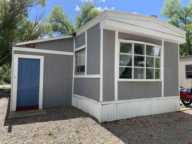485 Florida Road Cr2, Durango, CO 81301 (MLS #786153) :: Durango Mountain Realty