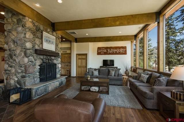 49617 N Us 550 Highway, Durango, CO 81301 (MLS #786186) :: Durango Mountain Realty