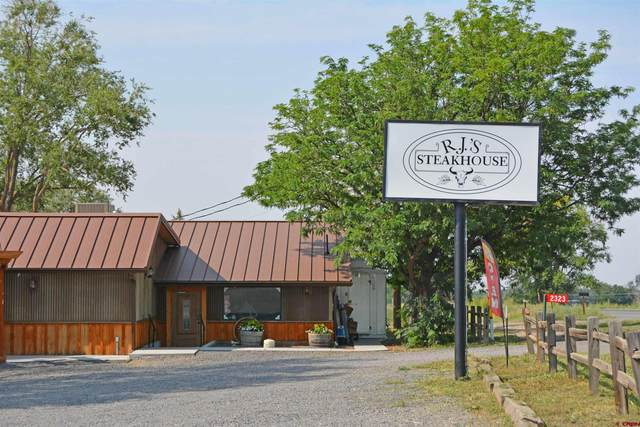 2323 S Grand Mesa Drive, Cedaredge, CO 81413 (MLS #786199) :: The Howe Group   Keller Williams Colorado West Realty