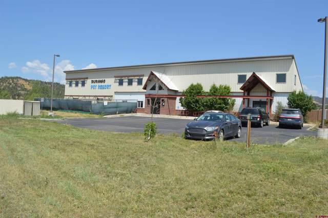 35 Design Center Rd., Durango, CO 81301 (MLS #786226) :: The Howe Group   Keller Williams Colorado West Realty