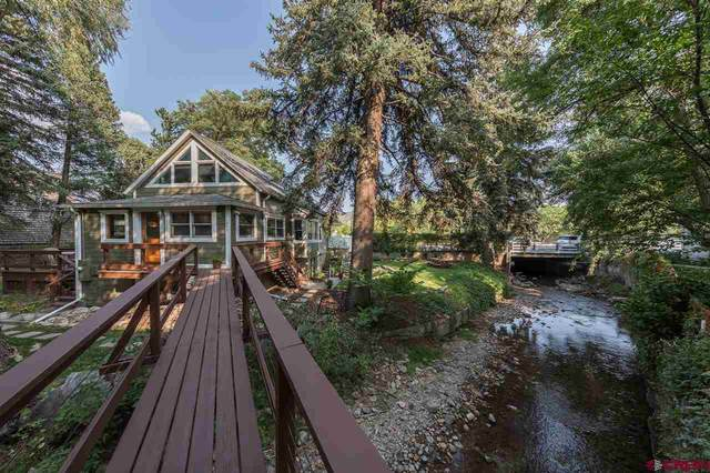 2257 Main Avenue, Durango, CO 81301 (MLS #786261) :: The Howe Group   Keller Williams Colorado West Realty