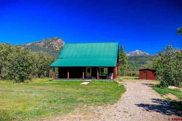 199 Chokecherry Glen, Pagosa Springs, CO 81147 (MLS #786264) :: The Howe Group   Keller Williams Colorado West Realty