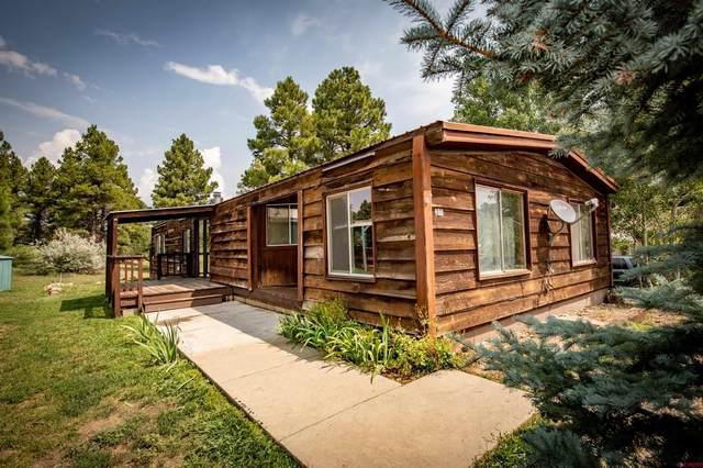 456 Fireside Street, Pagosa Springs, CO 81147 (MLS #786269) :: The Howe Group   Keller Williams Colorado West Realty