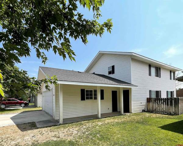 204 Calle Buena, Alamosa, CO 81101 (MLS #786294) :: The Howe Group | Keller Williams Colorado West Realty