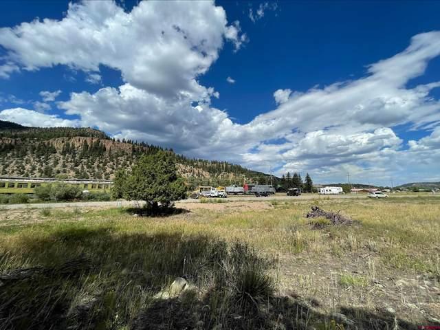 100 Ponderosa Drive, South Fork, CO 81154 (MLS #786302) :: The Howe Group | Keller Williams Colorado West Realty