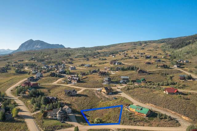 341 Blackstock Drive, Crested Butte, CO 81224 (MLS #786307) :: The Howe Group | Keller Williams Colorado West Realty