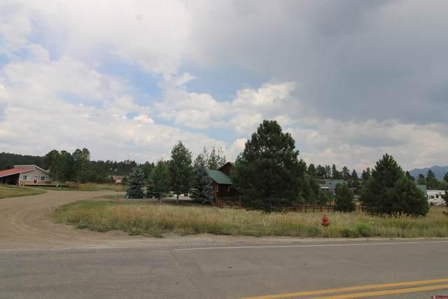7142 N Pagosa Boulevard, Pagosa Springs, CO 81147 (MLS #786312) :: The Howe Group | Keller Williams Colorado West Realty