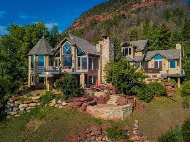9475 High Meadows, Durango, CO 81301 (MLS #786337) :: Durango Mountain Realty