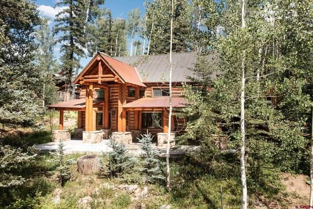 182 Beaver Circle, Durango, CO 81301 (MLS #786350) :: The Howe Group | Keller Williams Colorado West Realty