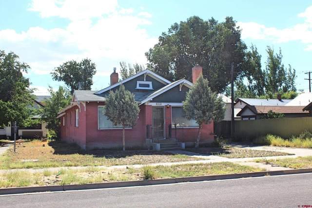 212 Bell Avenue, Alamosa, CO 81101 (MLS #786354) :: The Howe Group | Keller Williams Colorado West Realty